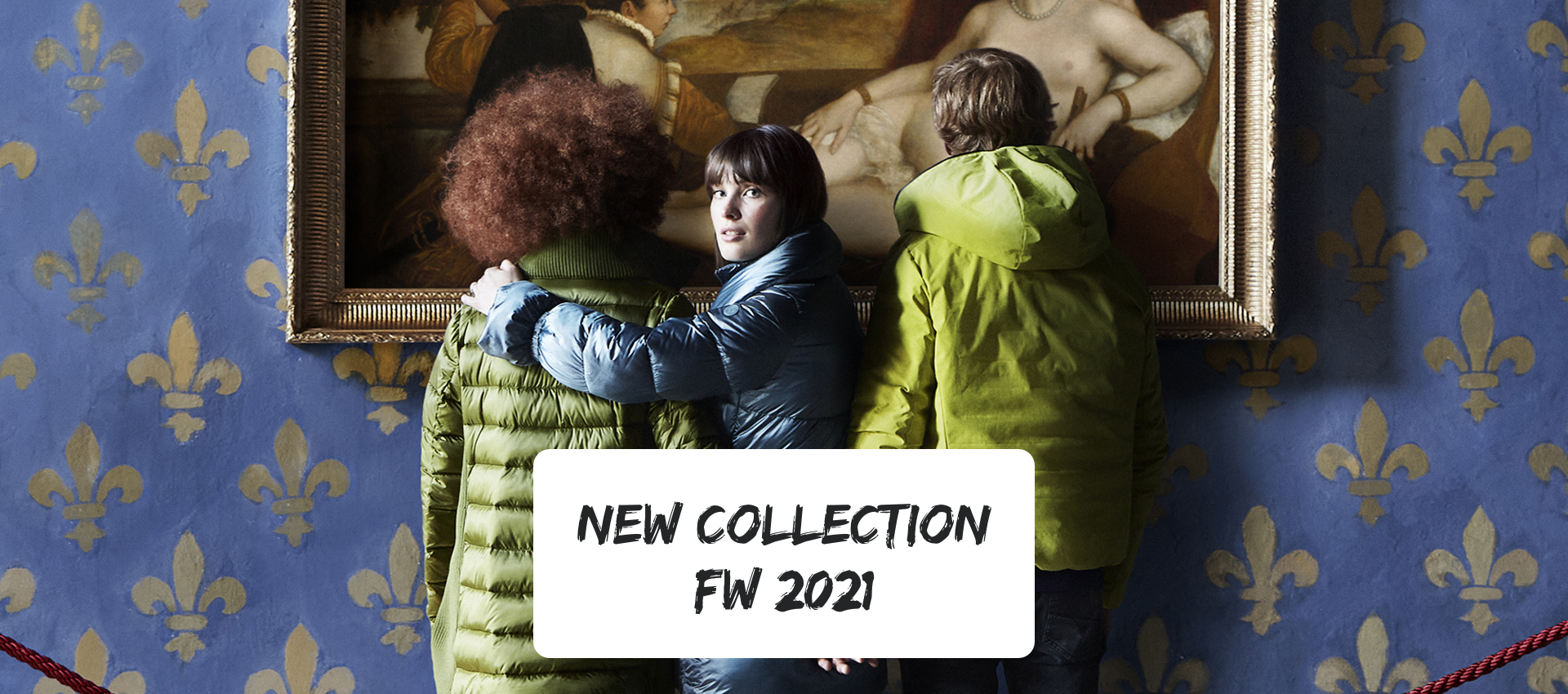 Fall winter collection 2021